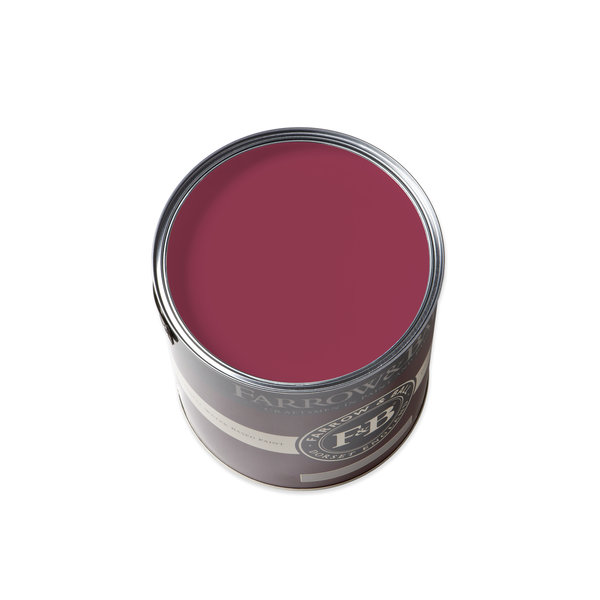 Rectory Red 217 - Emulsion- Wandfarbe, Rot