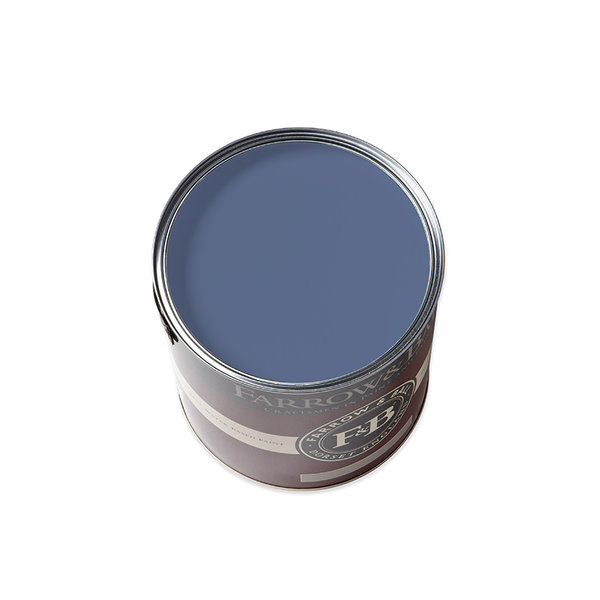 Pitch Blue 220 - Eggshell - Lack, Blau